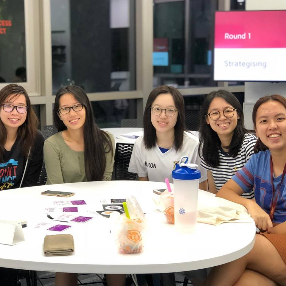 Accommodate for Changemakers with Enactus NTU  - 12 Sep 2018